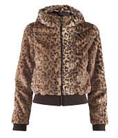 Куртка меховая из Германии H&M