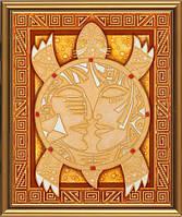 Набор для вышивки бисером Символ мудрости и долголетия ДК 3005