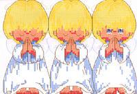 Набор для вышивания крестом «Почти идеальный» LasKo L019
