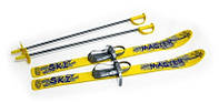 Набор лыжный детский MARMAT 90 см (лыжи+палки)