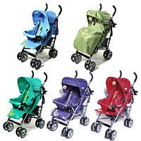 Коляска детская прогулочная трость TILLY Vespa BT-681 (baby tilly, тилли, тили, легкие коляски) [5 цветов]