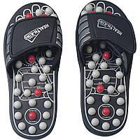 ТОП ВИБІР! Рефлекторні масажні тапочки - 1000391 - масажні тапочки, масажні тапки, масаж стоп, ортопедичні тапки, точковий масаж стоп, рефлекторні