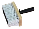 Кисть-макловица прямоугольная, ручка ПВХ БРИГАДИР, 70*170 мм (63929002)