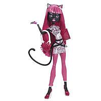 Кукла Монстер Хай Кетти Нуар Новый скарместр, Monster High New Scaremester Catty Noir