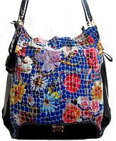 Женская сумка Velina Fabbiano Натуральная кожа