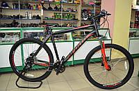 """Велосипед Apollo Aspire 20 27,5"""" красно-черный"""