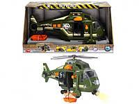 Игрушечный военный вертолет Воздушные силы со звуком и световыми эффектами