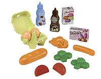 Набор продуктов игрушечный в сетке, 14 аксессуаров