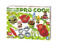 Набор игровой Pro-Cook для выпекания, 26 аксессуаров
