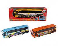 Игрушечный автомобиль Автобус для путешественников, 27 см