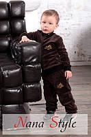 Детский велюровый костюм Гермес ев90/1, фото 1