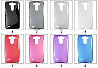 Чехол накладка для смартфона LG D724 G3s Dual S-line