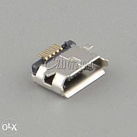 Разъем Micro USB 5pin штекер зарядки для планшетов и телефонов
