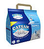 Catsan. Кетсан (Катсан) - наполнитель для кошачьего туалета минеральный 10л