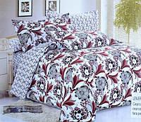 Полуторное постельное белье Langerie с цветами