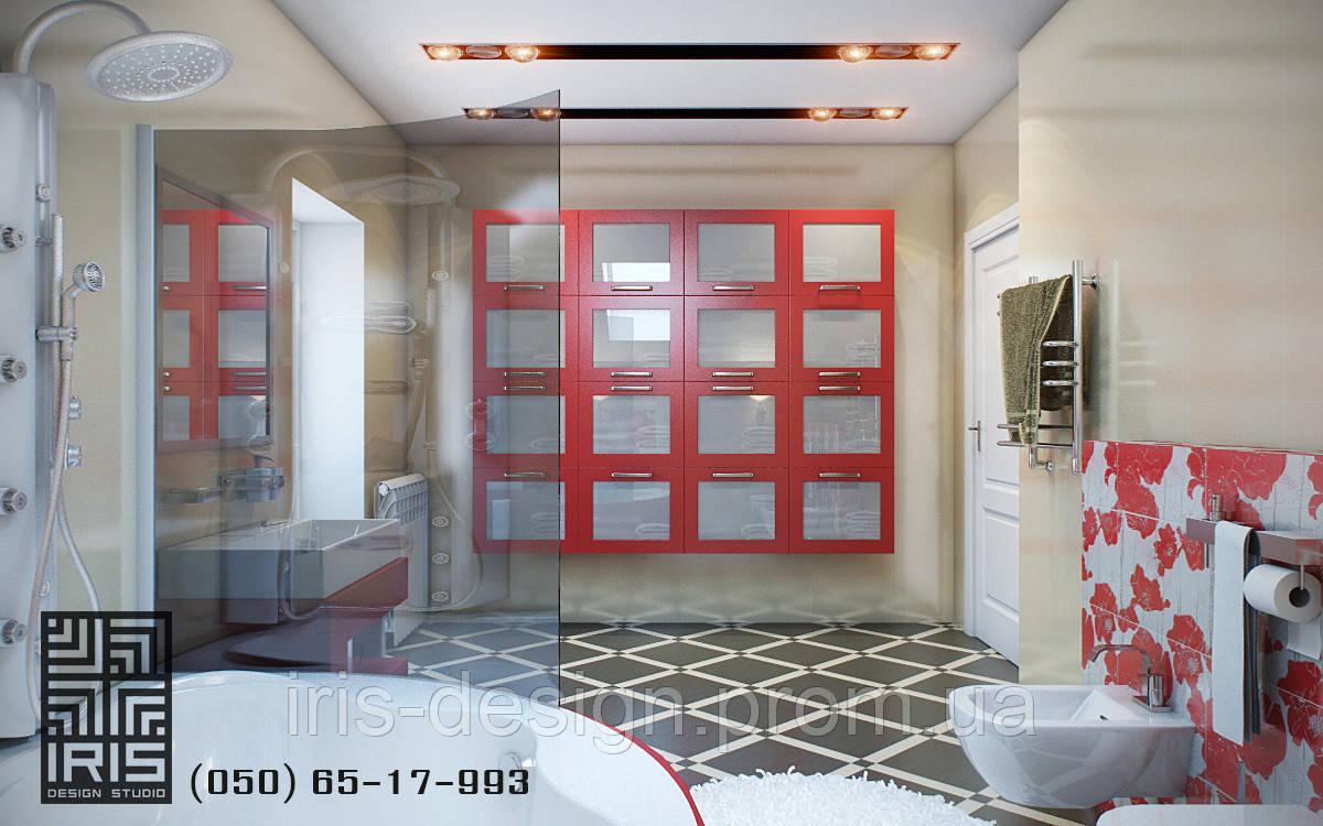 Дизайн ванной комнаты киеве
