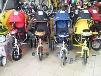 Детский трехколесный велосипед Lamborgini Fara