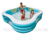 Надувной бассейн семейный «Акварена» Intex 57495