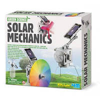Научные игры механизмы на солнечной энергии