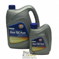Масло полусинтетическое GULF TEC PLUS 10W-40 5L
