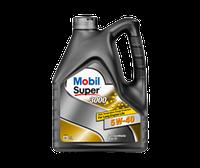 Синтетическое моторное масло MOBIL SUPER 3000 5W40 208L