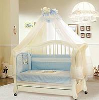 Комплект  в детскую кроватку  Мечта Greta