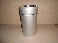 Труба дымоходная d-110/300 нерж.\жар 0.5мм Украина
