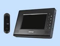 Видеодомофон Commax CDV-71AM Silver, Black