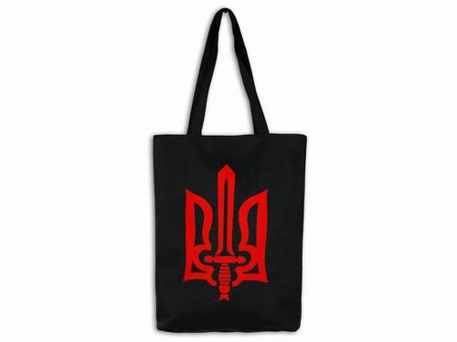 Модная сумка Тризуб