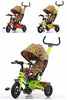 Детский велосипед трехколесный TILLY Trike T-351-4 [3 цвета] (Велосипед Тилли Трайк Т351-4)