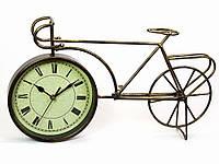 Часы настольные каминные Вело спорт