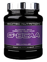 Глютамин  G-BCAA (250 caps)