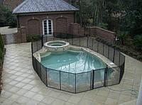 Детский забор для бассейна
