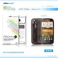 Защитная пленка Nillkin для HTC Desire V/ Desire X глянцевая