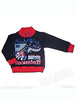 """Детский свитер (толстовка) для мальчика """"Формула"""""""