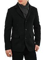 Пальто мужское демисезонное GZM 63F3061черное