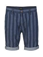 Мужские джинсовые шорты бермуды Solid Nickels в размере L