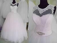"""Свадебное платье """"Княгиня"""""""