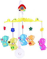 Детский Мобиль карусель на кроватку Canpol Babies