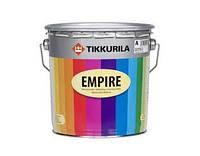 """Эмаль алкидная TIKKURILA EMPIRE для мебели, база """"С""""-транспарентная, 2,7л"""