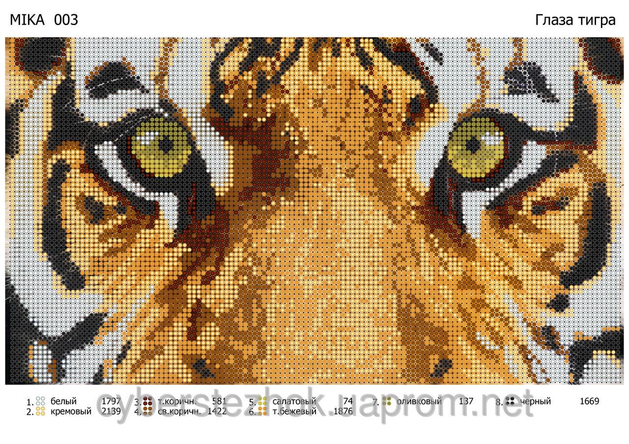 тигр из бмсера схема