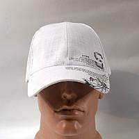 Мужская кепка с сеткой Storm весна-лето 2016 - белая