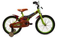 """Детский велосипед 18"""" Premier Pilot Lime"""