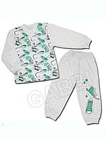 """Детская пижама для мальчика """"Кеды"""""""