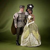 Коллекционные куклы Тиана и Навин