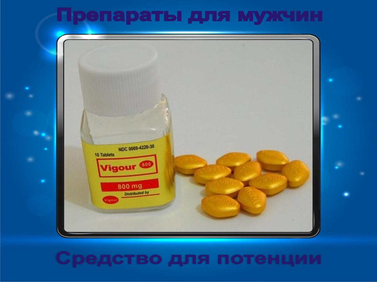 Какие лекарства увеличивают потенцию у мужчин