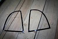 Накладки на задние фонари Volkswagen B5