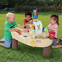 Водный столик детский Пиратский корабль Little Tikes 628566