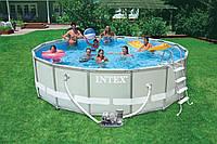 Каркасный бассейн Intex 28326 (488х122см) (54470)