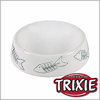Миска Трикси керамическая для кошки № 24496, 0,2л